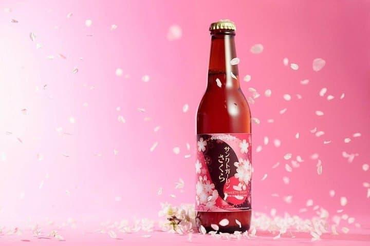 Enjoy Sakura Season 2020 With Cherry Blossom Beer