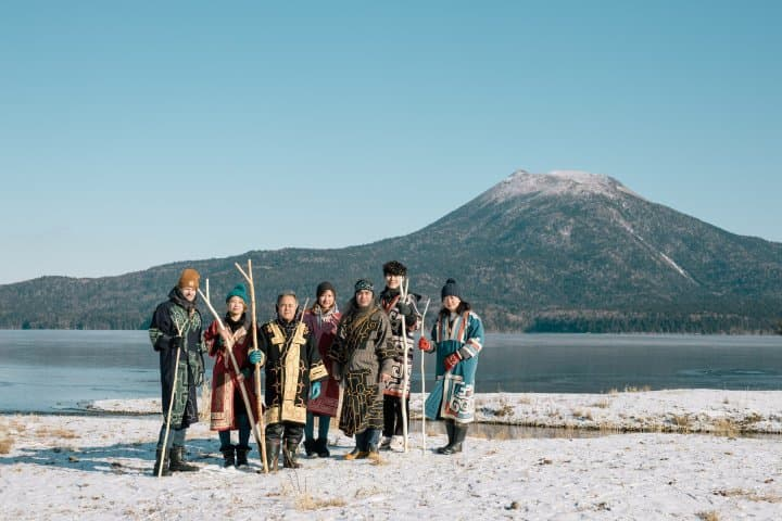 Ainu Culture Tours And Fabulous Nature Scenery At Lake Akan, Hokkaido