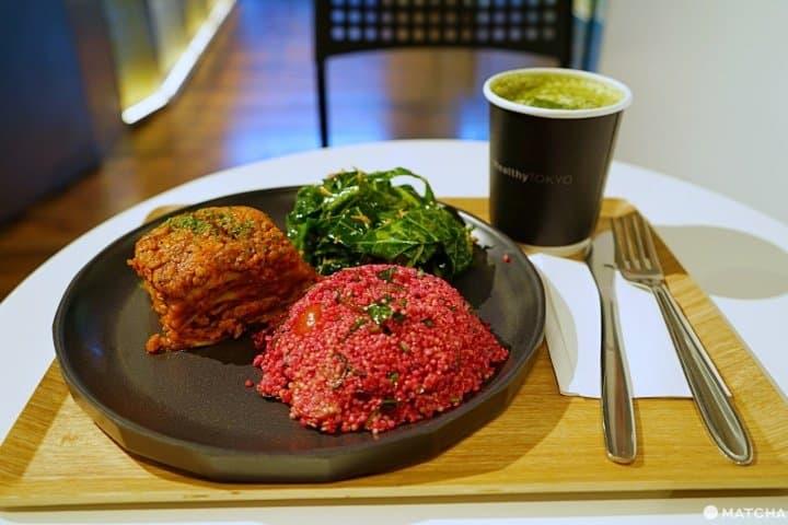 Vegan Food At Haneda Airport! Eat At HealthyTOKYO Cafe & Shop