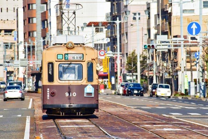 廣電 廣島路面電車