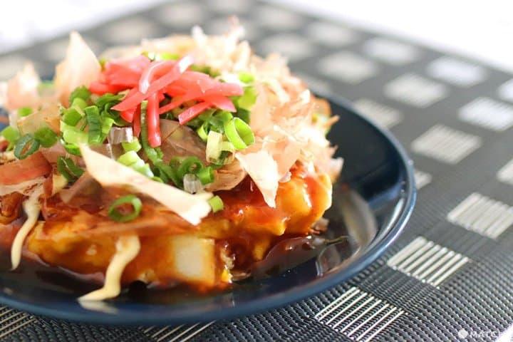 【Ready For Japan! vol.4】在家做日本料理——「御好燒」!只需要簡單食材就OK