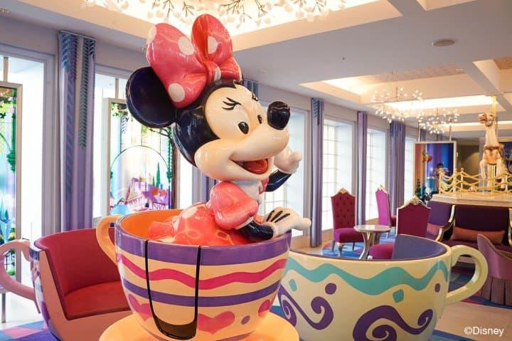 東京迪士尼樂祥飯店|東京迪士尼度假區