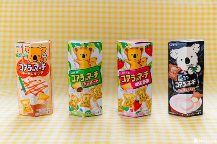 日本零食點心巧克力伴手禮_樂天小熊餅乾