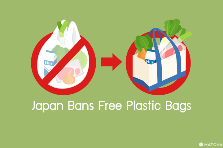 Plastic Bag Fees In Japan Start July 2020