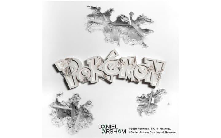 UNIQLO Pokémon x Daniel Arsham Collaboration T-Shirts