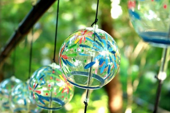 Furin Wind Chimes - Japanese Encyclopedia