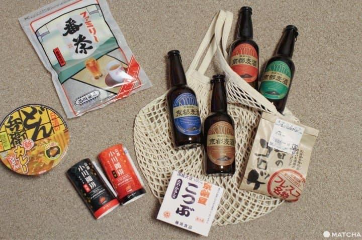 小編捨不得離開京都的原因!那些餐廳裡吃不到的京都日常美食