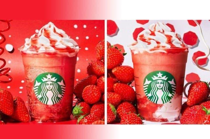 ต้อนรับหน้าร้อน 2020 ก่อนใครกับ 2 เมนูสตรอเบอร์รี่ที่ Starbucks!