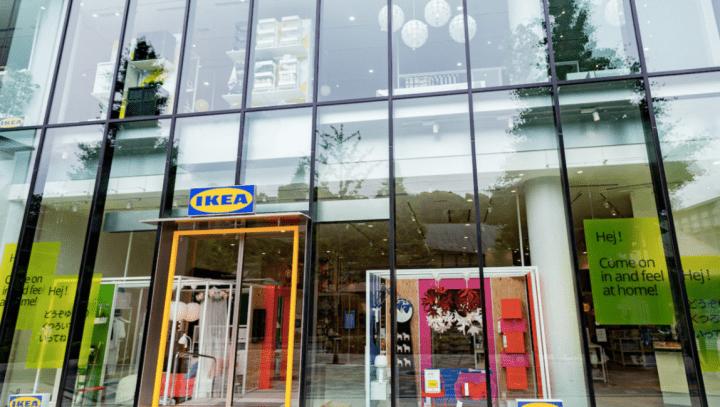 IKEA Harajuku - Shopping And Vegan-Friendly Swedish Delights