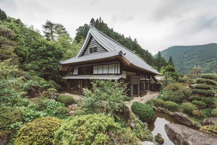 Win A Stay At Traditional Lodgings - Ready For Japan! Giveaway