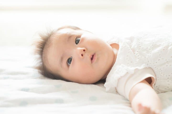 日本 嬰幼兒