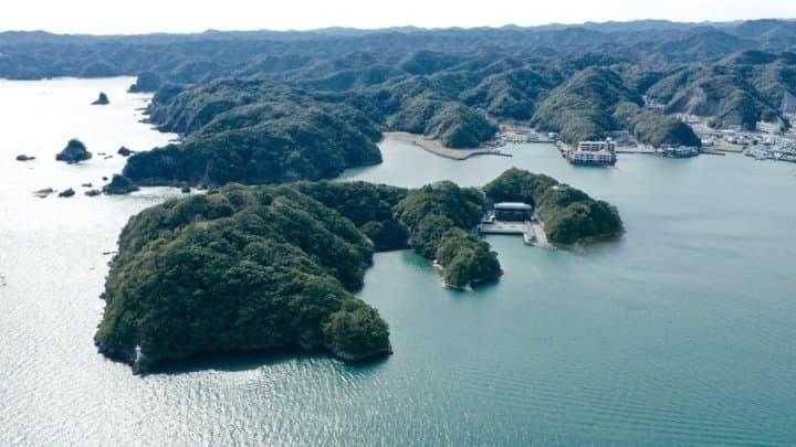 【和歌山】自駕享受南紀絕景,體驗隱世島上旅館