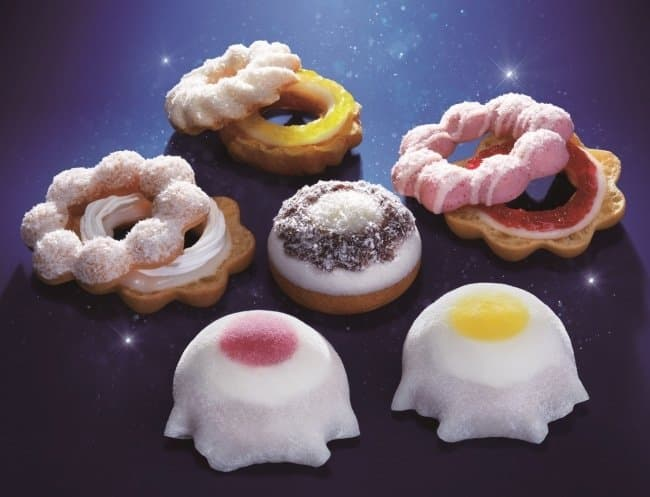 Mister Donut Meets MOCHICREAM - Doughnuts With A Japanese Twist