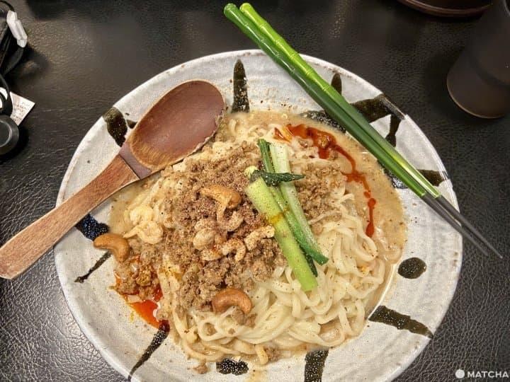札幌爆紅的麻辣美食「175°DENO擔擔麺」豐富口感讓你一吃就愛上!