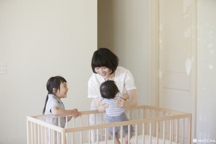 Find Nursing Rooms And Diaper Changing Stations In Japan Going Out With Baby Matcha Japan Travel Web Magazine