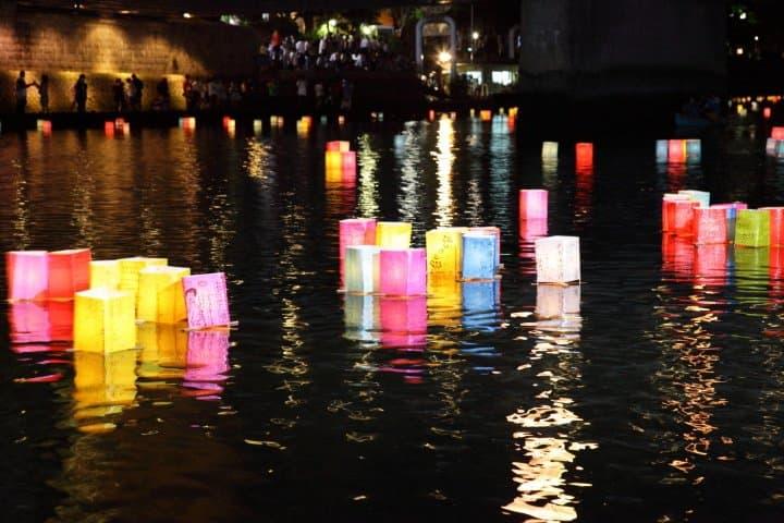 naga toro lanterns