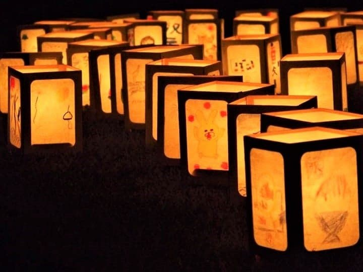 Toro Nagashi (Lanterns On The River) - Japanese Encyclopedia