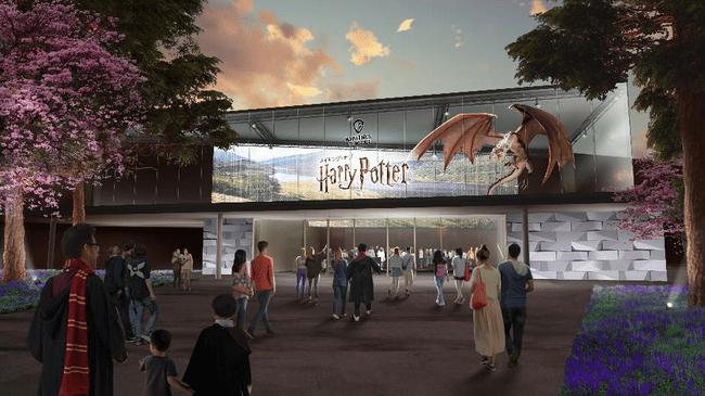 Harry Potter Studio Tour Tokyo To Open In 2023!