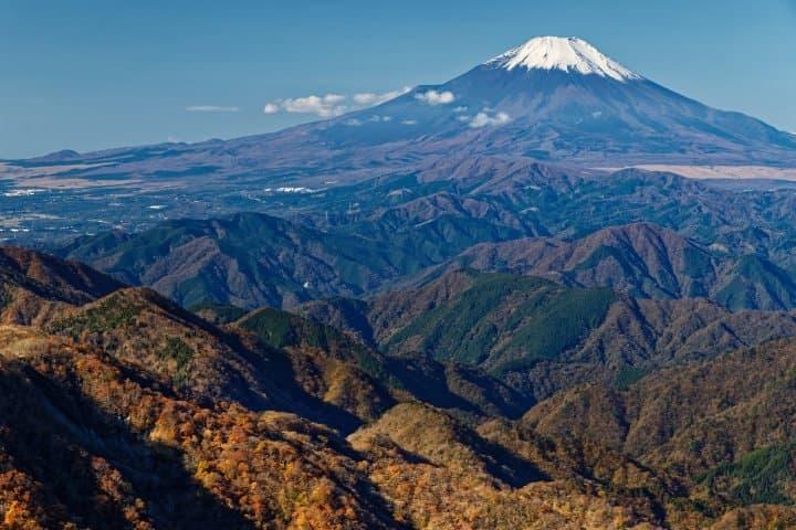 就這樣走進大自然!東京近郊的登山健行步道5選