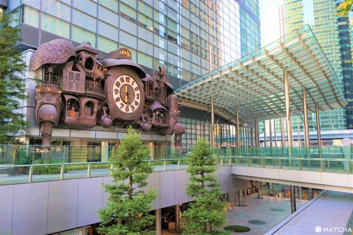 Keeping The Time Of Tokyo: 5 Iconic Clocks In Japan's Capital