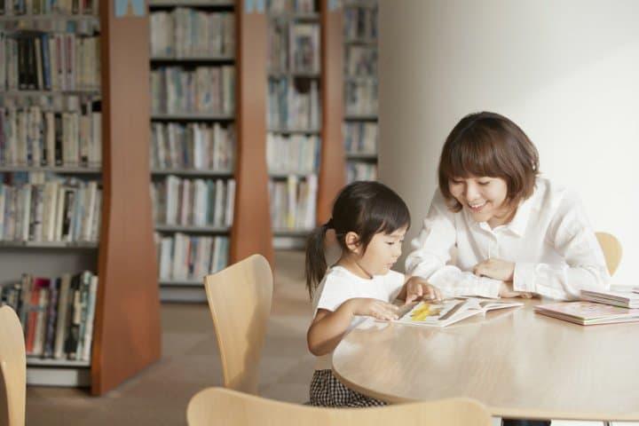 東京 圖書館