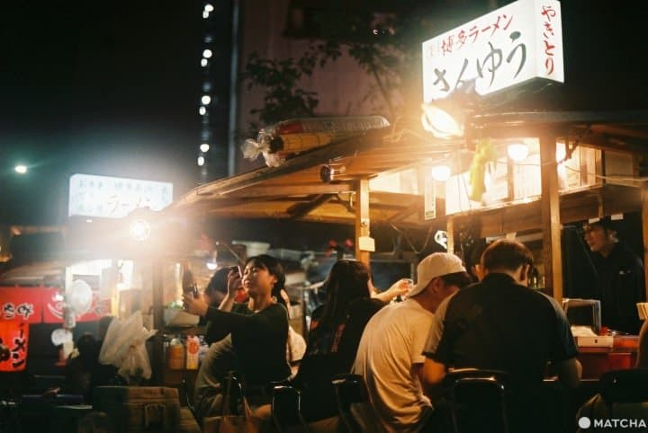 A Former Hakata Resident's Picks! Nighttime Yatai-Hopping In Fukuoka