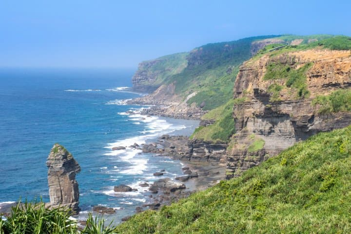 台灣 沖繩「與那國島」