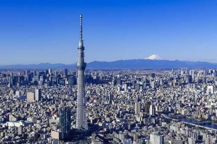 TOKYO SKYTREE: Fusing Japanese Aesthetics And Cutting-Edge Technology