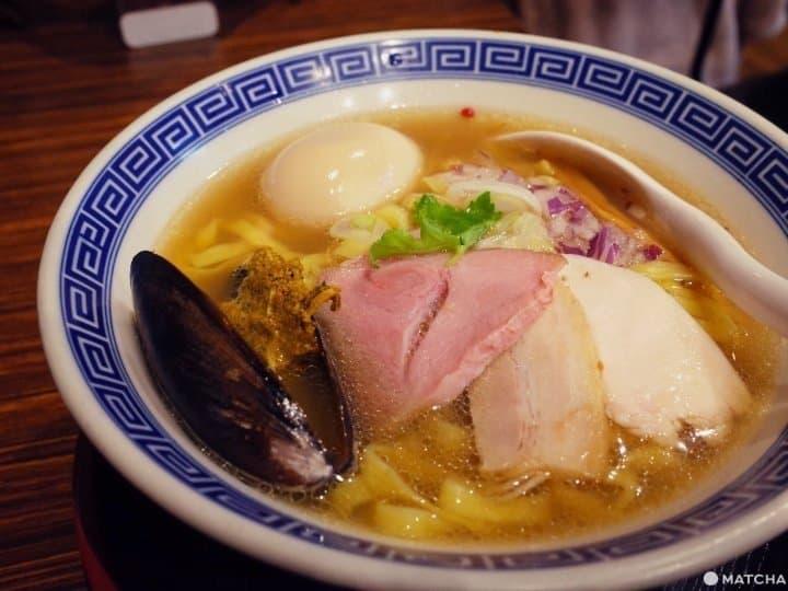 【仙台美食】米其林指南人氣拉麵店「Dashiro」三家分店三種風格!