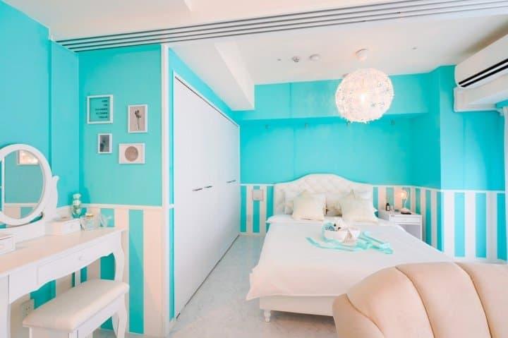 東京 蒂芬尼藍夢幻公寓飯店2