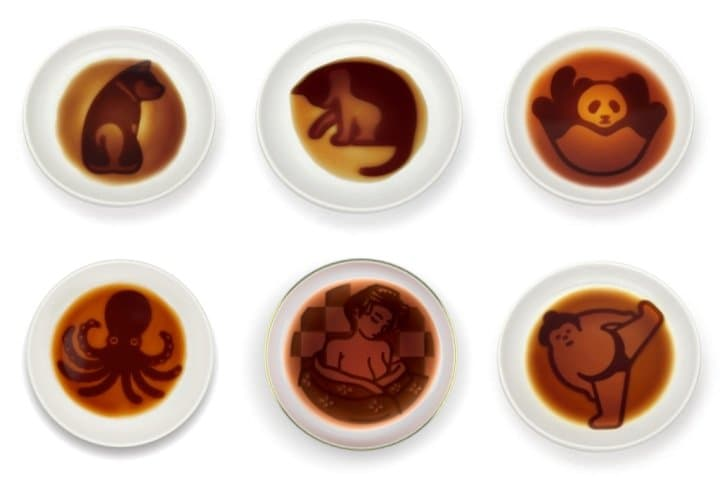 Soy Sauce Dishes With Cat Motifs! Adorable Saucers for Animal Lovers