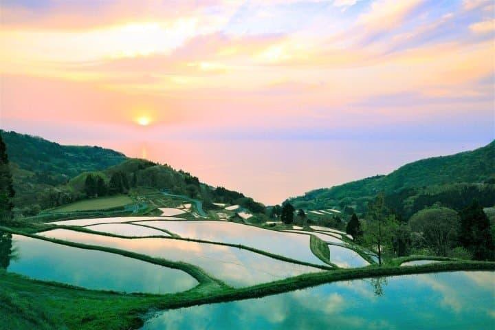 10 สถานที่น่าเที่ยวในนีงาตะและซาโดะ ประตูสู่ทะเลญี่ปุ่น (Sado Island, Niigata)