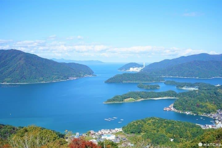 城崎溫泉、舞鶴灣、天橋立。日本海沿岸絕景・非去不可的7大景點