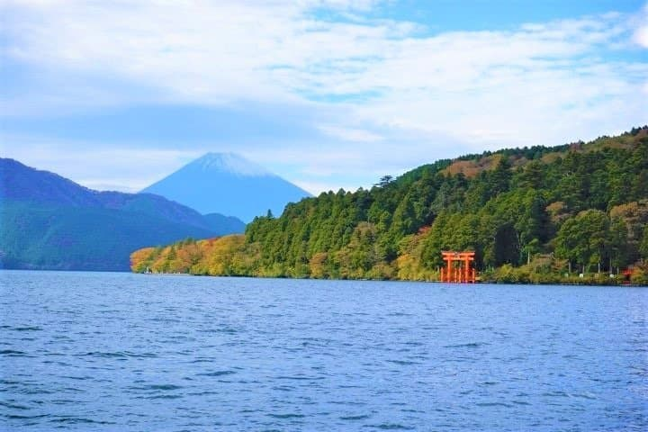 Great Views and Beautiful Shrines! Traveling From Mishima to Hakone