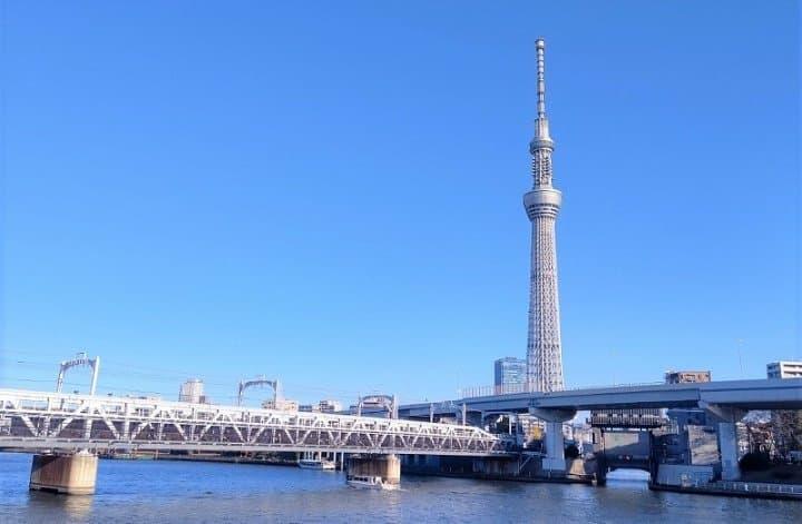 Exploring TOKYO mizumachi, a River Shopping District by TOKYO SKYTREE®