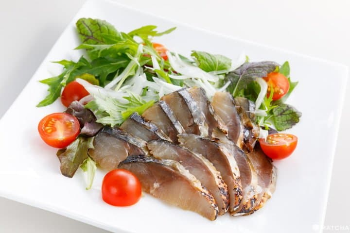 De-mer: Tasty Mackerel From a Fishery Products Company in Hachinohe