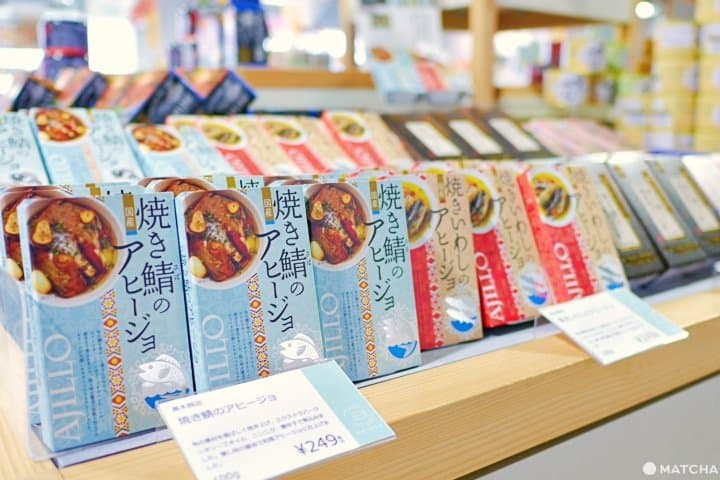 High-Quality Seafood to Savor at Home! Canned Fish Products by Takagi Shoten