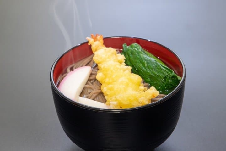 Toshikoshi Soba (Year-End Buckwheat Noodles) - Japanese Encyclopedia