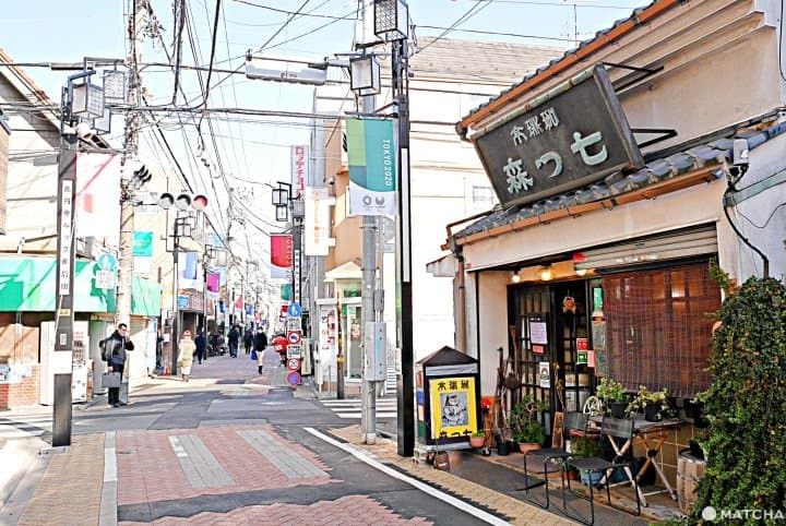 ร้านสินค้าสไตล์เรโทร คาเฟ่บรรยากาศย้อนยุค เดินเล่นท่ามกลางย่านร้านค้าที่เปี่ยมด้วยความทรงจำใน โคเอ็นจิลุคโชเท็นไก (Koenji Look Shotengai)
