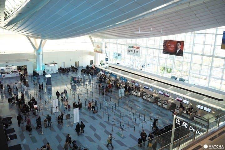Haneda Airport Access Line รถไฟสายใหม่ของ JR วิ่งจากสนามบินฮาเนดะเข้าเมืองโตเกียว