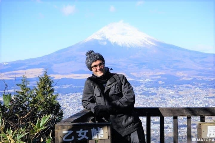 Magnificent Views of Mt. Fuji and an Adventure on Mt. Kintoki