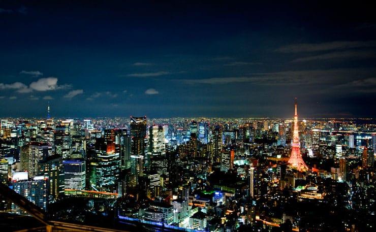 東京六本木之丘 VIP 票券