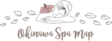 Okinawa Spa Map