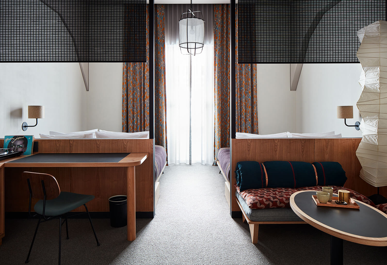 Ace Hotel Kyoto内観